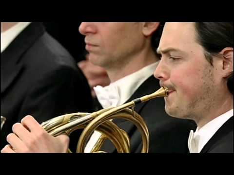 Beethoven's 9th Symphony, 4th horn solo 3rd Movement