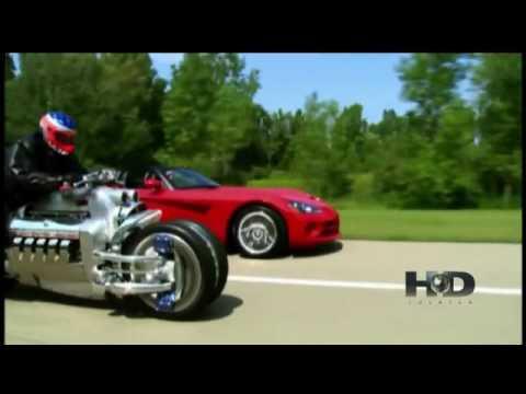 Dodge Tomahawk vs Dodge Viper
