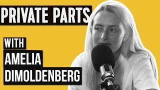 One of the cool kids w/Amelia Dimoldenberg | Private Parts