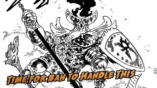 The Original Demon is Reborn | Nanatsu no Taizai Chapter 292
