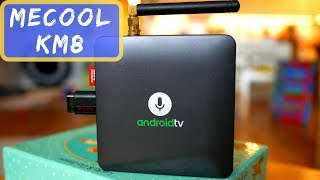 Mecool KM8 Android TV BOX: A $60 NVidia Shield Alternative? [REVIEW]