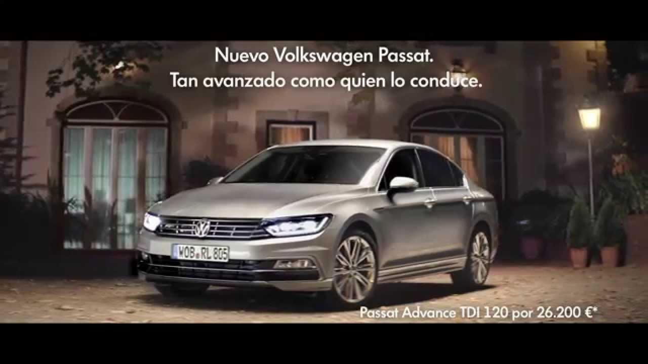 Anuncio Volkswagen Passat 2015 Youtube
