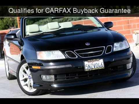 2005 Saab 9-3 Aero Used Cars - BURBANK,California - 2015-05-21