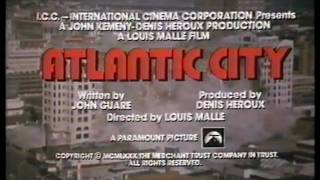 Atlantic City (1980) Roadshow Home Video Australia Trailer