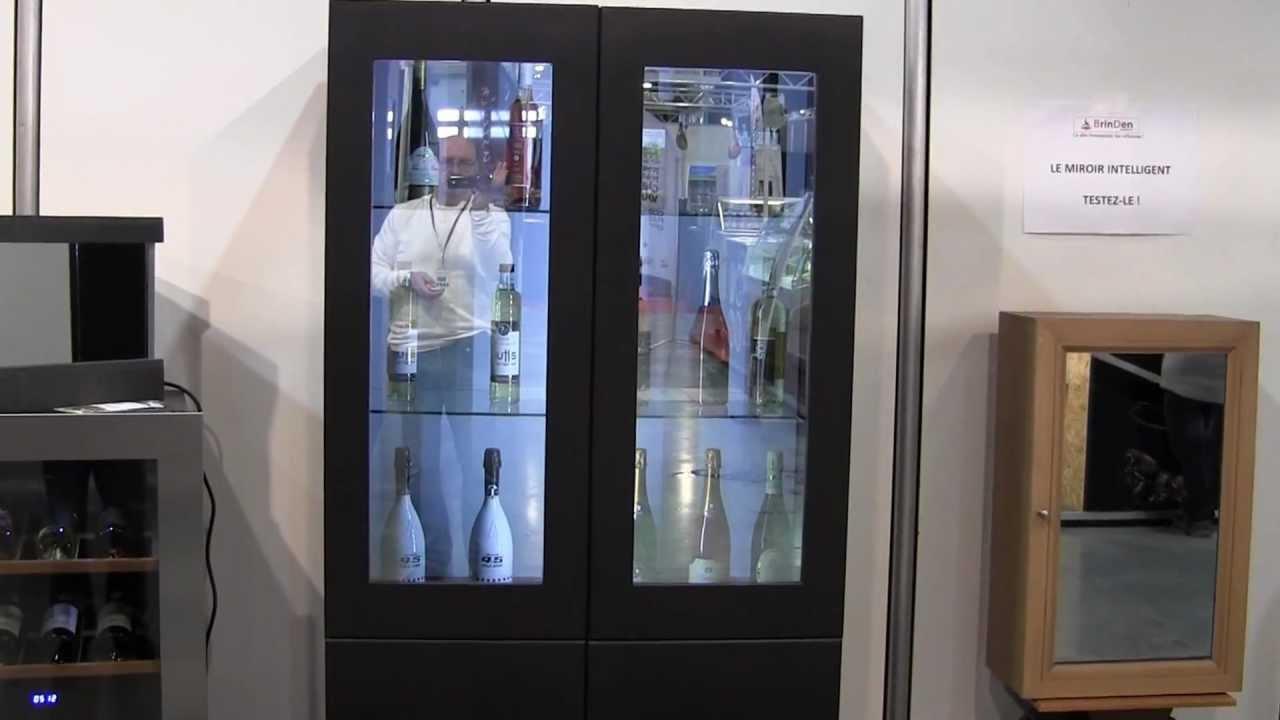 Brinden system miroir intelligent la plus transparente for Miroir intelligent