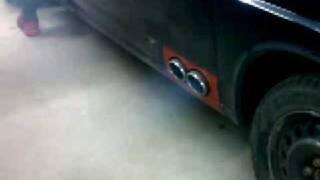 VW T4 Sidepipe Diesel Power