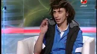 لقاء مع شهاب جمال وعن طرح فكرة قانون خاص للملاعب الرياضيه