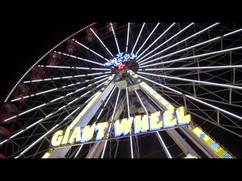 Goose Fair 2013, Friday. HD