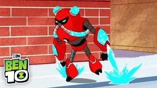 Ben 10 | Overflow's New Powers! | Cartoon Network
