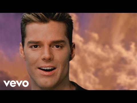 Ricky Martin - She Is All I Ever Had