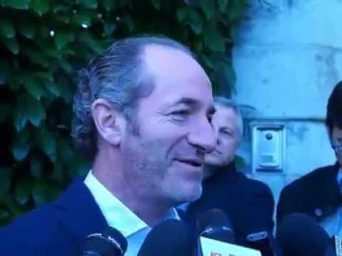 VENETO - LUCA ZAIA - Emilia Romagna voto Lega Nord