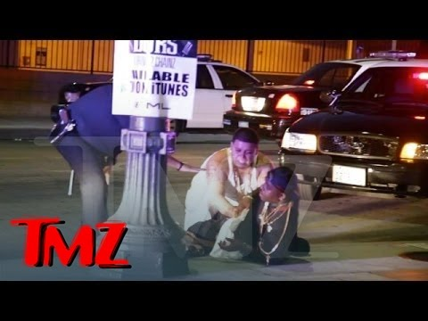 BET Awards -- Stabbing During Pre-Party Inside Hollywood Nightclub