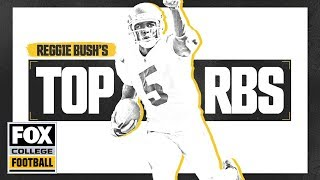Reggie Bush's top 5 college football running backs of Week 1 | FOX COLLEGE FOOTBALL