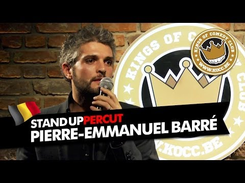 Pierre-Emmanuel Barré au Stand UPpercut