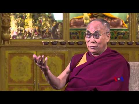A Special Interview With His Holiness The 14th Dalai Lama Of Tibet