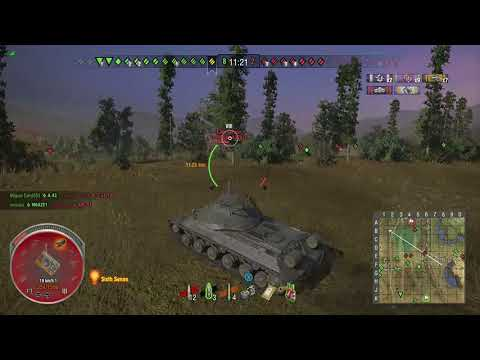 World of Tanks Xbox one IS-3 4 Kills
