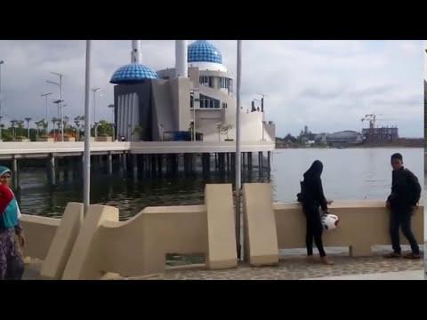 Pantai Losari makassar.flv