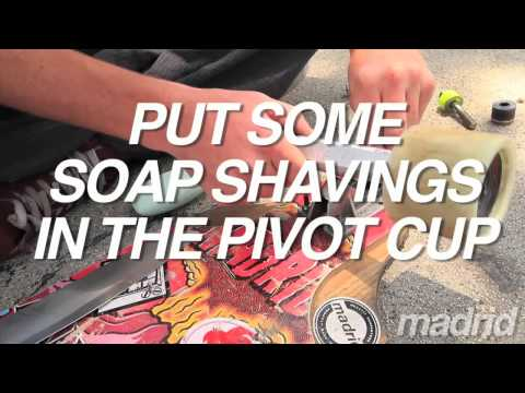 Longboard Shreducation: Squeaky Pivots