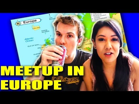 MEETUP IN EUROPE! w/ Steve Greene and Tipsybartender