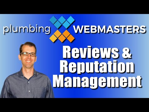Reviews & Reputation Management | The Plumbing SEO Podcast