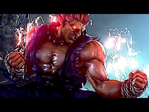 TEKKEN 7 - Akuma Character Trailer (PS4/Xbox One)