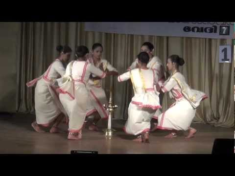 Exclusive! ! A Must See!margam Kali! Thrissur 2012! video