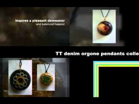 Orgone Pendants Collection