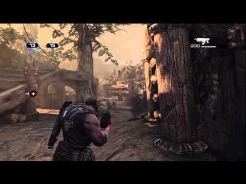 Gears of War 3 - Locuste is my friend ?