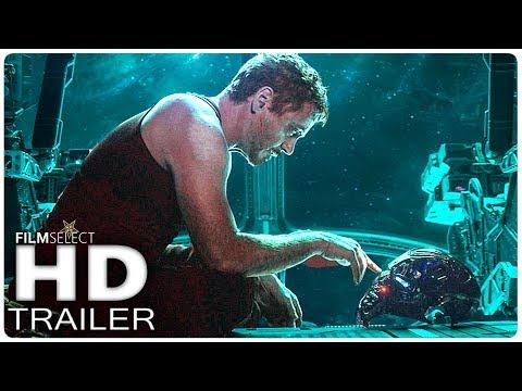 AVENGERS 4 Endgame Trailer Español (Vengadores 2019)
