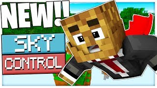 YOU WONT BELIEVE THIS NEW MINECRAFT REALMS MINIGAME - MINECRAFT 1.12.2 SKY CONTROL