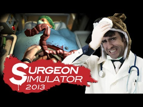 Surgeon Simulator 2013 Steam - Heart Breaking Performance