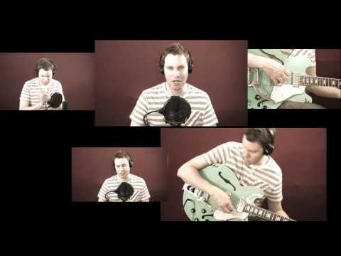 Uptown Girl - Billy Joel cover (Glee Darren Criss Warblers)