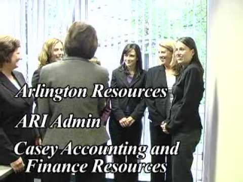 Arlington Resources, Casey Accounting and Finance Resources, & ARI Admin