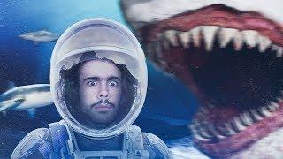 IL VEUT ME CROQUER ! (Shark Attack)