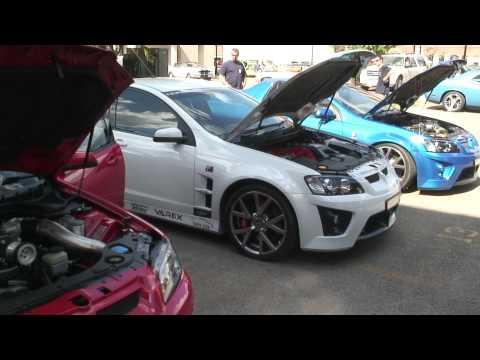 Black Holden Maloo Ute. Holden HSV Maloo Utes