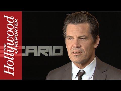 Benicio Del Toro, Emily Blunt, Josh Brolin talk 'Sicario': Live From Cannes