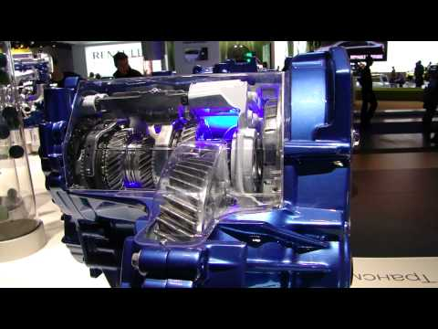 Ford PowerShift Transmission MIAS 2010