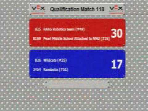 VRC Pan Pacific - Qual. Matches #118 to #120