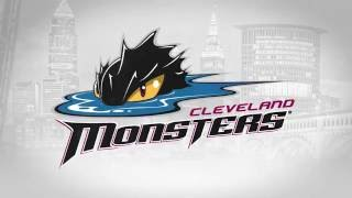 Cleveland Monsters Announcement