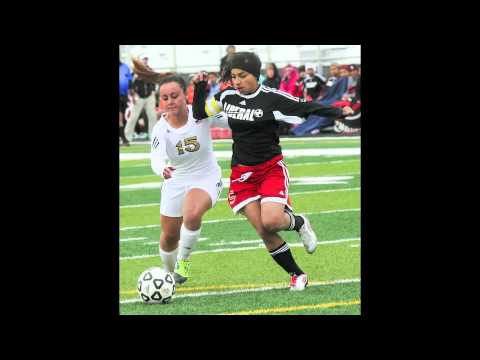Photos: GCHS vs. Liberal High School Girls Soccer 4-25-13
