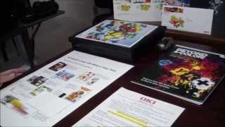 OKI C941dn Video #4 - Print & Create Jobs with Spot Color