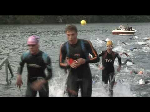 TriathlonTV | ETU Triathlon Junior Cup Tournai 2011 | Men