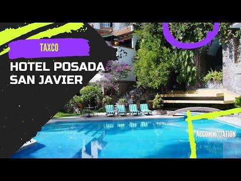 TAXCO - GUERRERO | HOTEL POSADA SAN JAVIER | RESTAURANT DEL CONVENTO | DCHIC