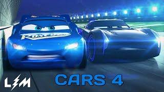 Arabalar 4 (Cars 4) - Türkçe Dublajlı 1. Fragman / Owen Wilson, Disney Pixar Fil