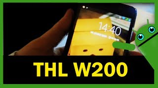 THL W200  - Опыт использования и личное мнение