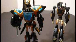 TF Critic Review: Transformers Animated Samurai Prowl