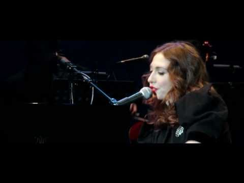 Regina Spektor - Laughing with - live in london dvd(2010)