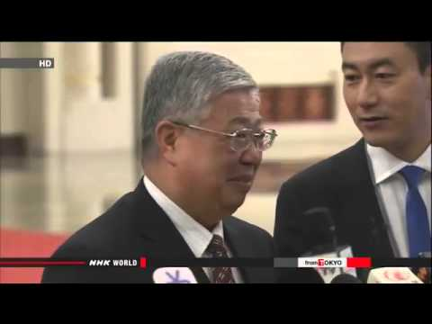 AlgosysFx Forex News Desk: China's Civil Affairs Minister to visit Japan