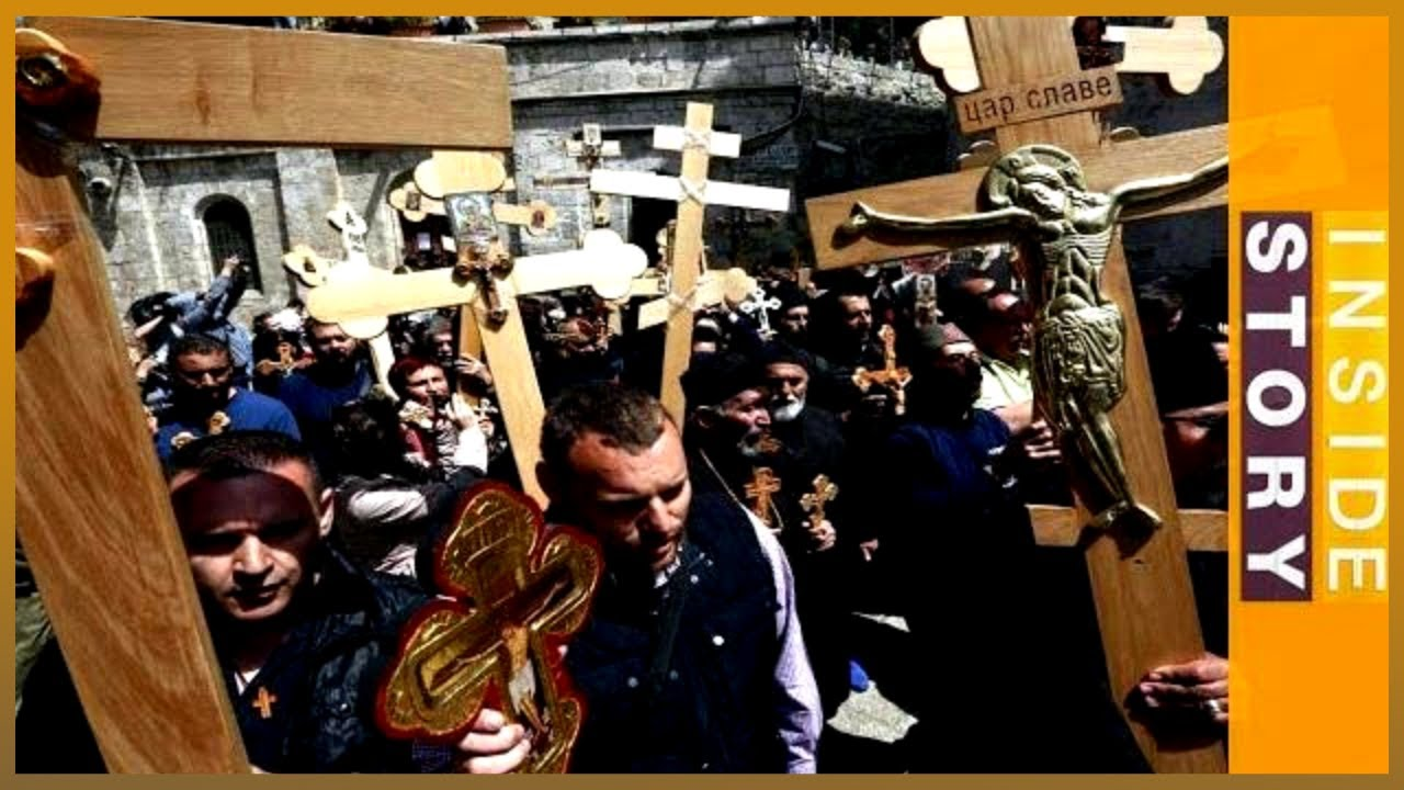⛪ Are Christians being targeted in Jerusalem? - Inside Story