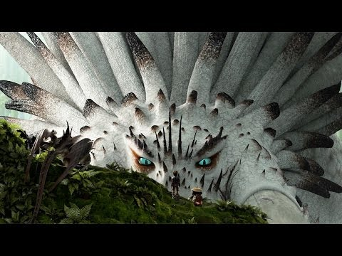 HOW TO TRAIN YOUR DRAGON 2 - Official Trailer 2